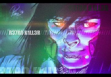 RETRO KILLER by UNiCOMICS-Chowkofsky