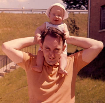 Me and My Dad by steward