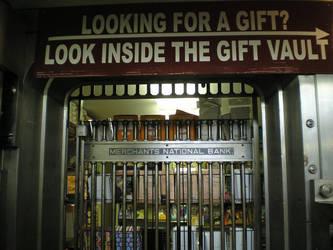 Atlantic Book Store Vault by steward