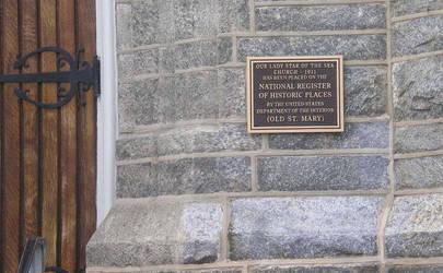 Historic Plaque by steward