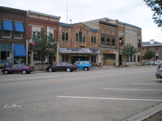 Downtown Elkhorn by steward