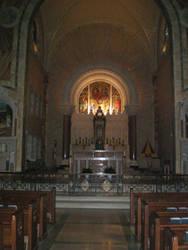 Basilica Sanctuary by steward