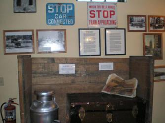 Railroad Signs 1 by steward