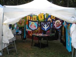 Joan's Store Tent 2 by steward