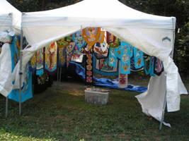 Joan's Store Tent 3 by steward