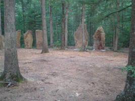 Standing Stones 4 by steward
