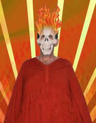 Fire Mask by steward