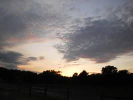 Evening Civil Twilight Summer Solstice 2014 by steward