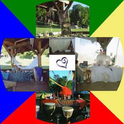 SpiralHeart Altar Collage by steward