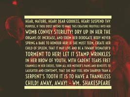 Shakesperian Curse by steward