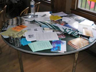 RDG:Leaflets Galore by steward
