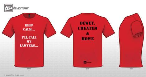 Dewey, Cheatem and Howe by OracleX7