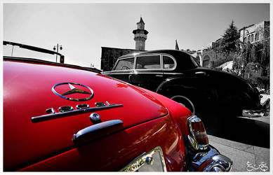 Benz 190 SL - Hot A$$ by abzyy