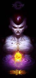 Dragon Ball- Freeza by yichenglong1985