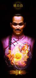 Dragon Ball-Tao Pai Pai by yichenglong1985