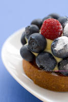 blue berry tarte by TE2YA
