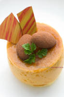 mangou and almond by TE2YA