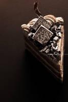 dark chocolate by TE2YA