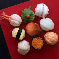 sushi by TE2YA