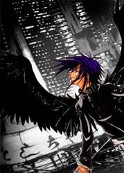 Dark, 1st try by Midori84