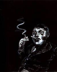 smoking by 12x07