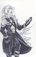Sephiroth by Reepicheep-chan