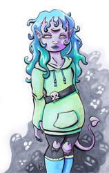 Ennui Demon by Reepicheep-chan