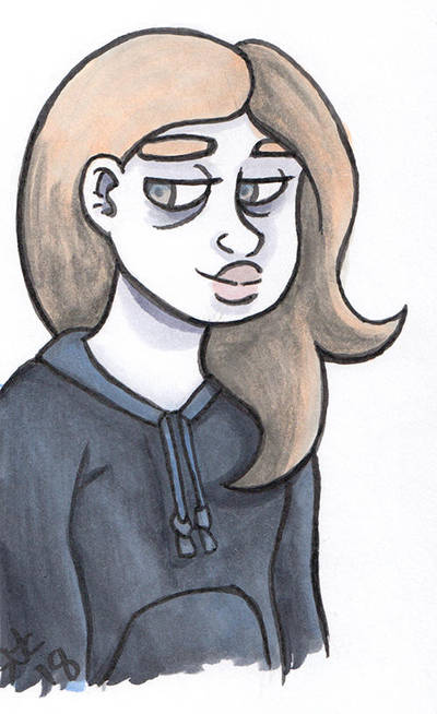 Self portrait by Reepicheep-chan