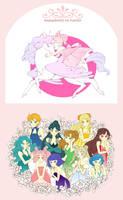 planet princesses by studiowaka