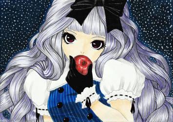 Cute Girl by 0Estella0