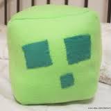 Minecrafat Slime Plushie by jessica23809