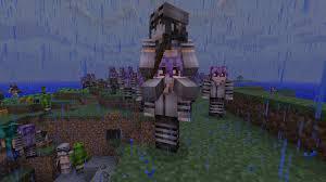 Minecraft Human Mobs Mod Spider Jokey by jessica23809