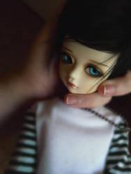 Hand by JullGi