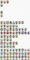 Pokemon world People Overworld by Kyle-Dove