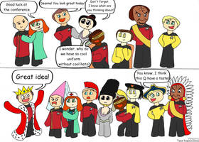 Star Trek TNG - Cool Hats by Vemavra
