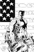 another Bloodshot cover by johnsonverse