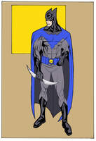 batman 2.0 by johnsonverse