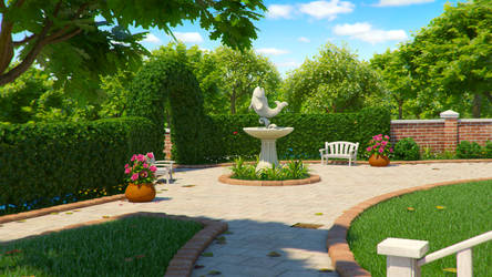 Gardenscapes intro 02 by roma-n
