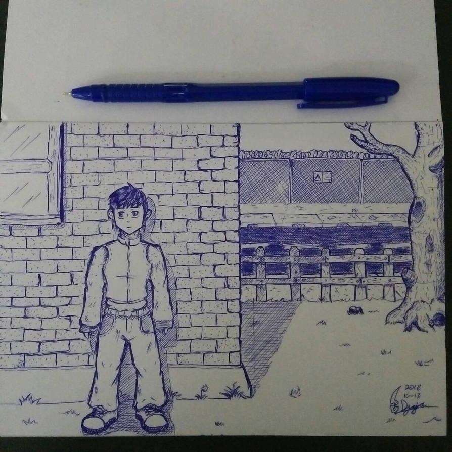 The Wait/Penantian by Djajapena