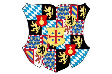 Wittelsbach Lotharingia CoA MK2 by Rarayn