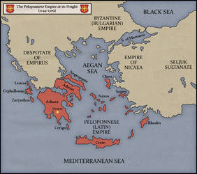 Peloponnese Empire by Rarayn