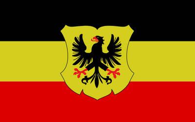 Disaster at Leuthen: League of the Rhine Flag by Rarayn