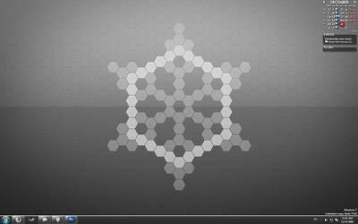 My Desktop by GrifterSousei
