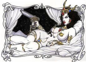 Dejah Thoris, Princess of Mars by Kapow2003