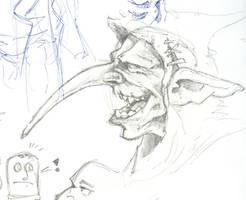 goblin by Sliv