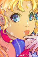 Sailor Moon : Transformation by VanessaFardoe