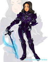 Commission: Alyx by VanessaFardoe