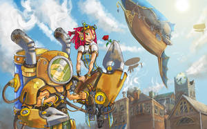 Steamy Robot Love: FINAL by Ekuneshiel