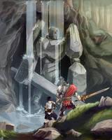 Portfolio: Colossus by Ekuneshiel
