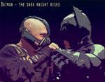 Batman - The dark knight rises by gixgeek